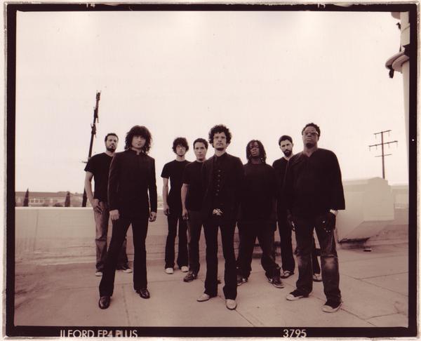 15 titres non sortis des Mars Volta à télécharger